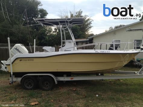 The Quest Boat by Four Winns 207 Quest For 11 000 Usd For Sale At Boat Ag