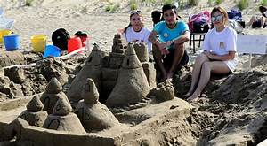 EMU Sand Sculpture Festival and Competition Provided ...