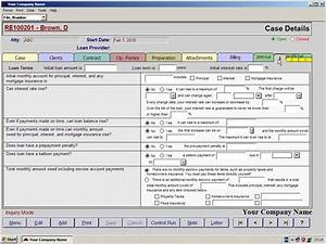 real estate case management software the real estate With legal document assistant software