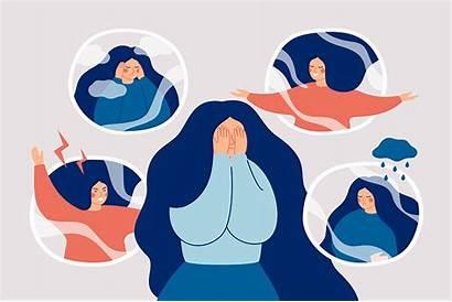 Bipolar Disorder Psychosis Gangguan Mengalami Yang Kepribadian