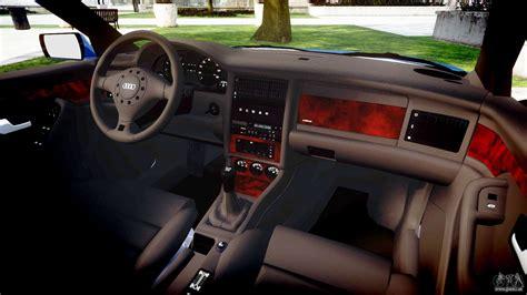 audi  cabrio  tail lights pour gta