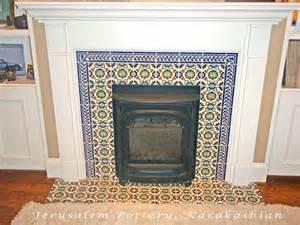 mexican tiles for kitchen backsplash david 39 s fireplace tile mediterranean living room tel