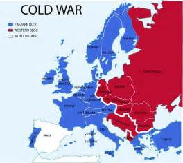 tension in the cold war thinglink