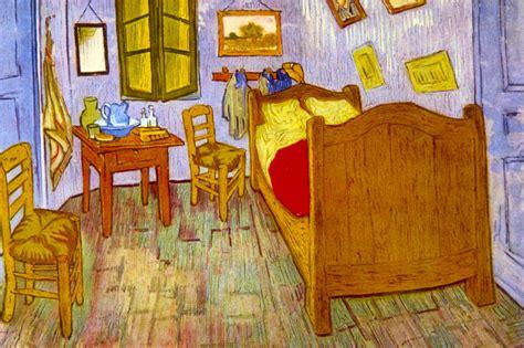 chambre jaune gogh sta la da letto ad arles su poster e quadri su