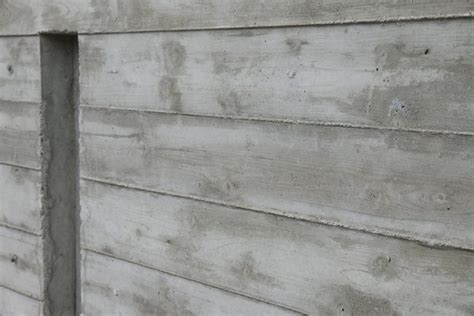 tips for building with board form concrete jlc