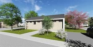 Kosten Dachausbau 80 Qm : bungalow typ 2 mit 80 qm ~ Frokenaadalensverden.com Haus und Dekorationen