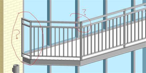 revitcitycom balcony railing issues revit