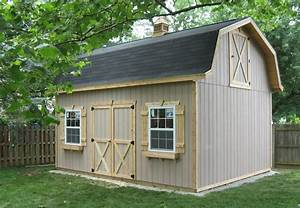 77 best images about storage shed on pinterest storage With amish mini barns