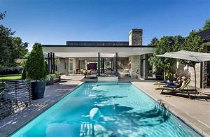 Dudley Concrete Design Colorado Ranch House With Brilliant Indoor Outdoor Lifestyle