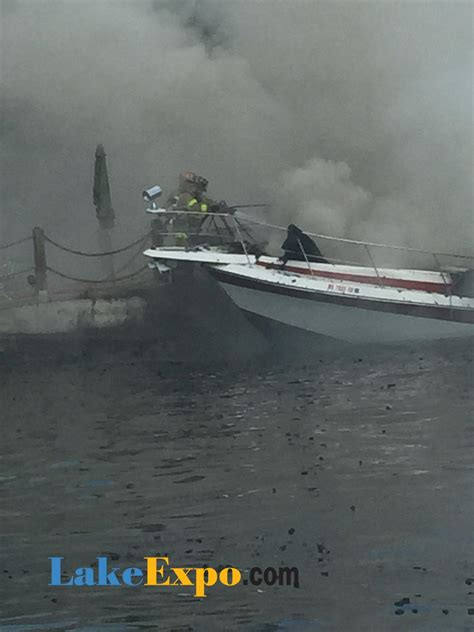 Boat Crash Update by Update Killed In Boat Explosion At Gas Dock Boat