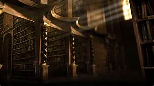 Library Backgrounds Image