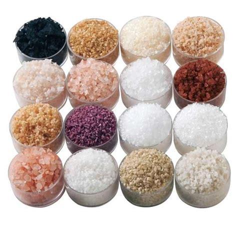 different types of salt ls the usefulness of salt around the house splendid recipes