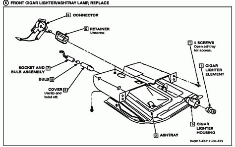manual repair free 1990 buick lesabre security system service manual remove ash tray in a 1994 buick lesabre 1992 1993 1994 1995 1996 97 buick