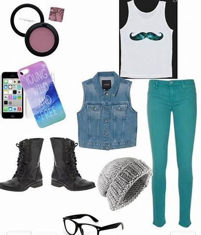 Outfits Outfit Tween Cool Summer Polyvore Dresses