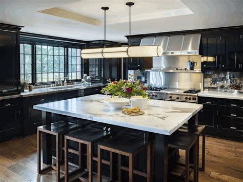 kitchen black cabinets black kitchen cabinets with white countertops 2317