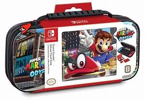 Super Mario Tasche : bigben nintendo switch tasche nns58 super mario odyssey ~ Kayakingforconservation.com Haus und Dekorationen