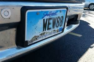 South Dakota License Plates 2017