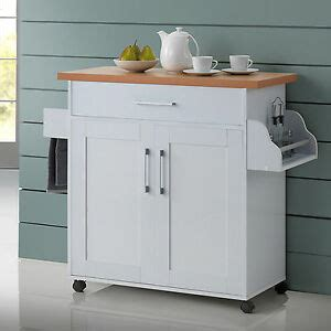 white kitchen cart island white kitchen island cart on wheels with wood top rolling