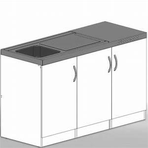 Singleküche 150 Cm : singlek che aus holz 150 cm ohne k hlschrank ~ Watch28wear.com Haus und Dekorationen