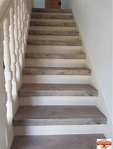 Comment Vitrifier Un Escalier : escalier bois renovation ~ Farleysfitness.com Idées de Décoration