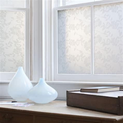 Making Privacy Pretty Decorative Window Film By Emma