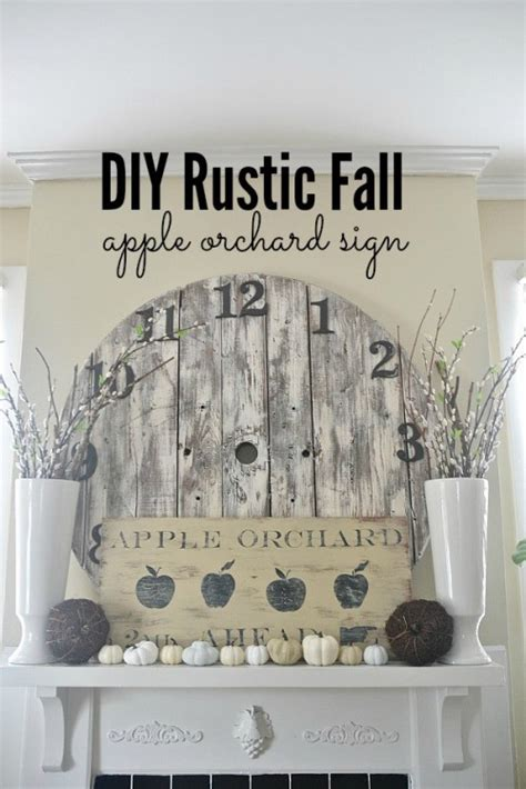 awesome diy fall signs  indoors  outdoors