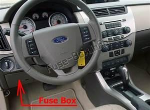 Fuse Box Diagram  U0026gt  Ford Focus  2008