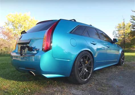 Cadillac Cts V Wagon. 2017 Cadillac Cts V Sport Wagon