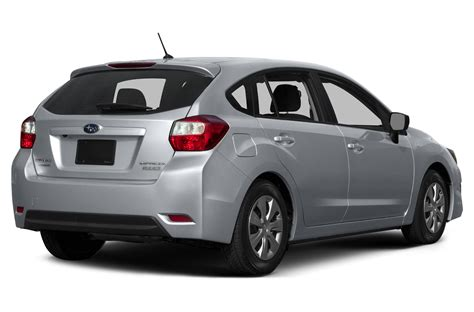 subaru hatchback 2015 subaru impreza price photos reviews features