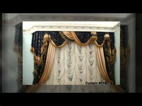 Sound Dening Curtains Three Types Of Uses by Curtains Designs By Koroleva