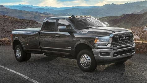 2020 Dodge Heavy Duty by Ram Heavy Duty 2500 3500 2020 Revealed In Detroit Car