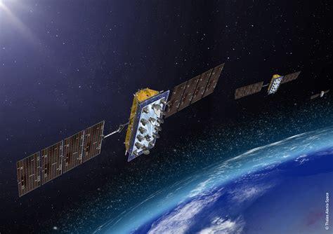 Space News Leosat Corporate Broadband Constellation Sees Geo