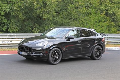 2020 Porsche Cayenne Coupe Hits Nurburgring, Prototype ...