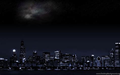 dark city wallpapers desktop background