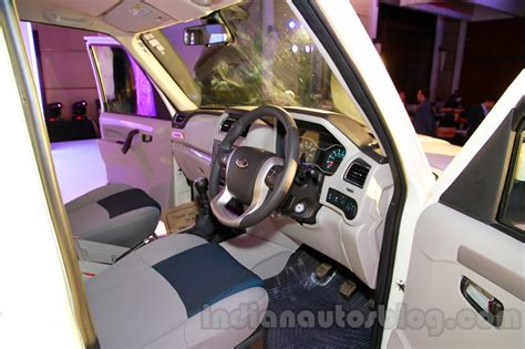 mahindra thar 2017 interior new mahindra scorpio interior delhi launch indian autos blog