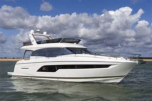 Sneak Peak Of The New Prestige 630 At The London Boat Show