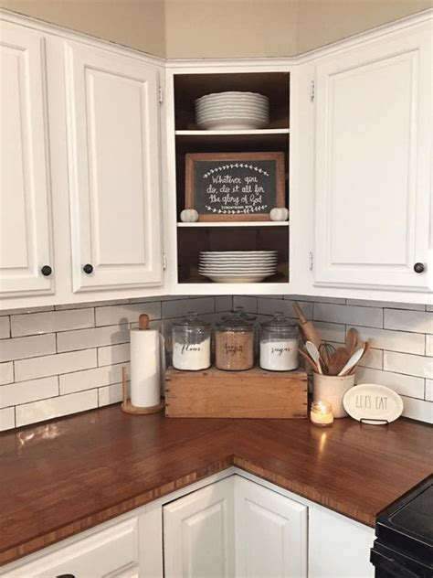 Fixer Kitchen Decor Ideas by Farmhouse Kitchen Countertops Decor Ideas Home Decor In