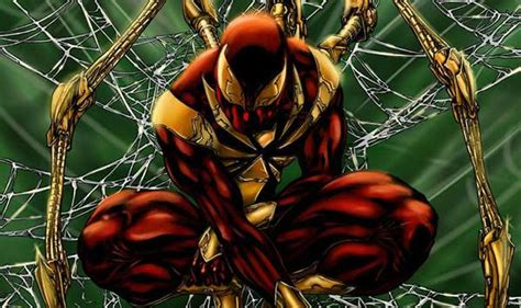 Top 10 Spiderman Suits That Should Be In The Movies