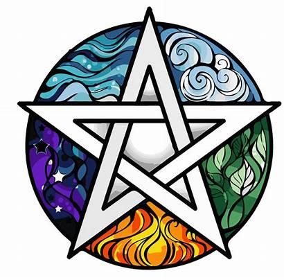 Wiccan Symbols Meanings Pentagram Pentacle