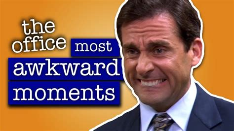 Most Awkward Moments  The Office Us Youtube
