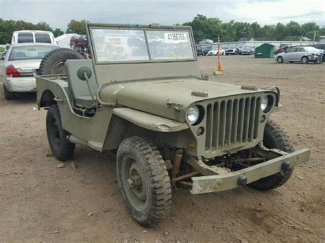 auto auction ended  vin   willy jeep  nj