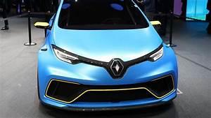 E Auto Renault : renault zoe e sport koncepci aut 460 le vel e ~ Jslefanu.com Haus und Dekorationen