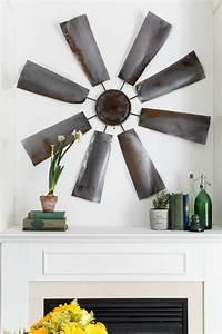 Large DIY Wall Decor Ideas (lots of renter friendly