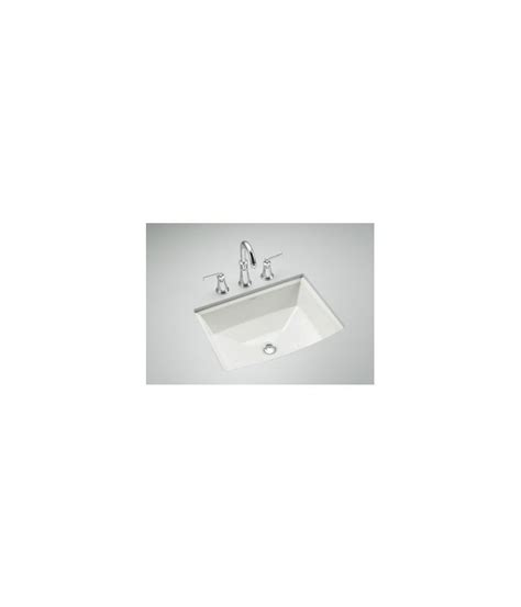 kohler archer undermount sink faucet k 2355 0 in white by kohler