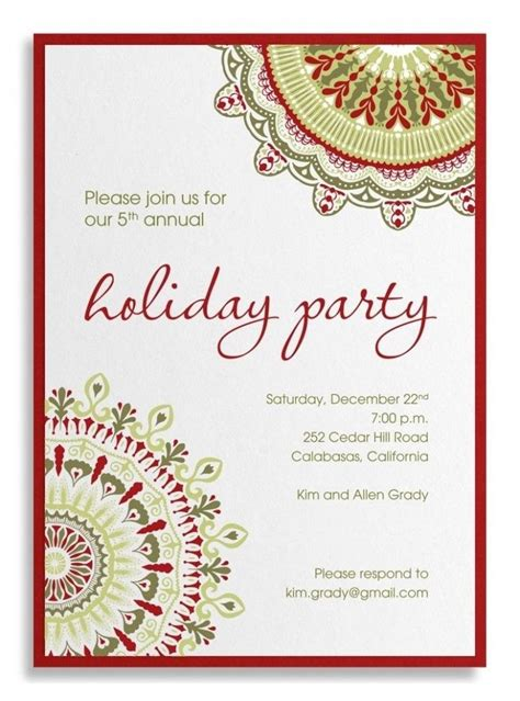 The Story Of Work Party Invitation Template Has Just Gone