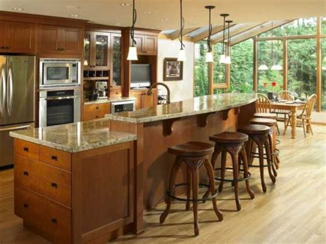 Kitchen Island With Seating Ideas by L Shaped Island Levels Search Joyce N