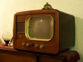 Old TV Vintage Television
