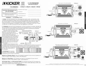 download free pdf for kicker zx8502 car amplifier manual With wiring diagram kicker amp free download wiring diagrams pictures