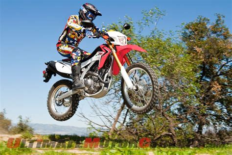 2014 Honda Crf250l  First Ride Review