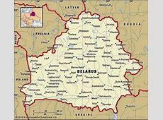 Belarus History, Flag, Map, Population, Capital